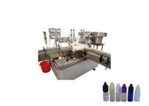10ml - 60ml Volume di riempimento Riempitrice ad olio