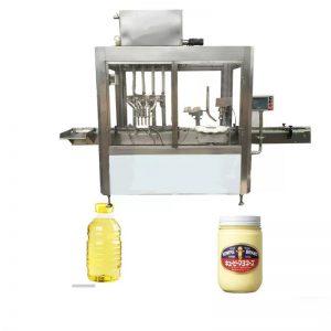 Riempitrice di olio d'oliva da 220V 1,5kw