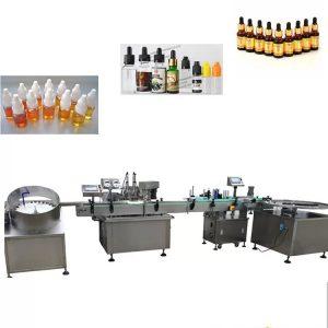 Riempitrice automatica di liquidi in acciaio inossidabile 304