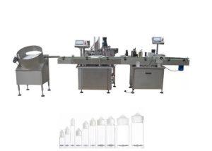 Riempitrice elettronica per liquidi in acciaio inossidabile 304