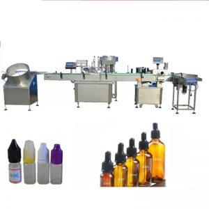 Macchina di riempimento del profumo del volume di riempimento 5-30 ml