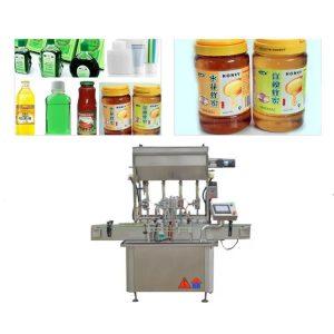 Riempitrice per bottiglie da 750 kg 5 KW in pasta