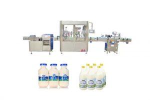 Riempitrice e tappatrice automatica del liquido per 250 ml 500 ml