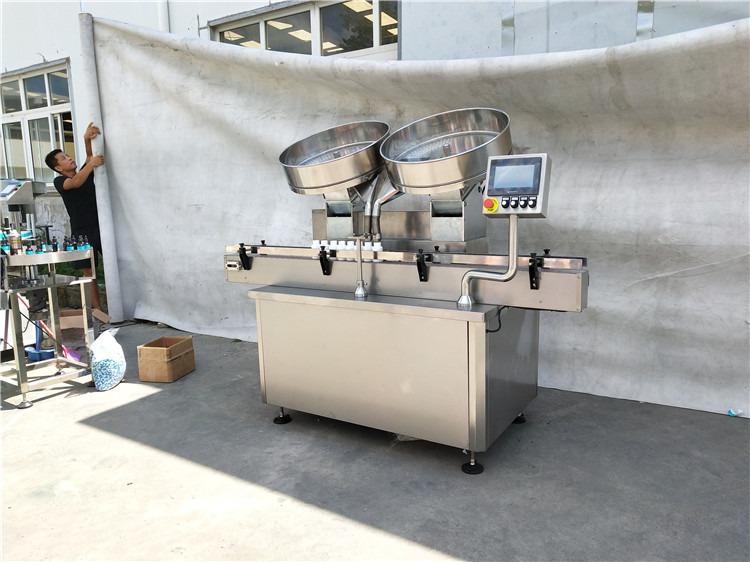 Riempitrice automatica per compresse per capsule in acciaio inossidabile 2