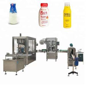 Sistema di controllo PLC per tappatrice per bottiglie disponibile