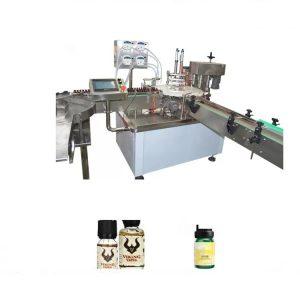Riempitrice chimica di oli essenziali