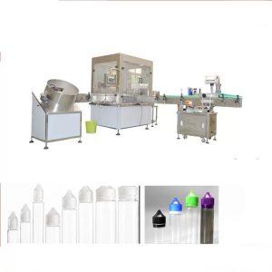Riempitrice elettronica di liquidi con interfaccia touchscreen Siemens