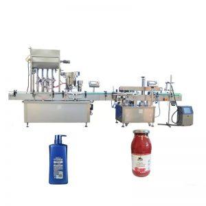 Macchina di riempimento del miele ad alta velocità utilizzata nei prodotti farmaceutici