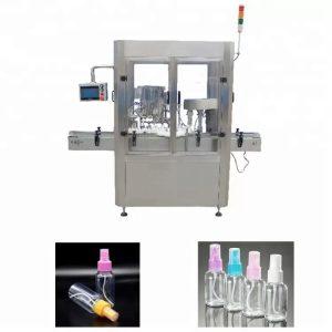 Riempitrice di profumo per sistema di controllo PLC