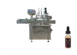Riempitrice elettronica di liquidi per pompa peristaltica