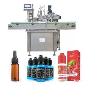 Riempitrice di bottiglie per olio di controllo PLC Siemens